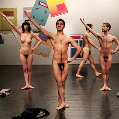 Фото голых танцоров